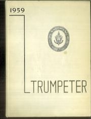 1959 Edition, Penn Manor High School - Trumpeter Yearbook (Millersville, PA)