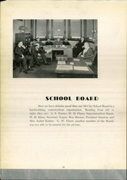 Page 14, 1935 Edition, Oil City High School - Oil Can Yearbook (Oil City, PA) online yearbook collection