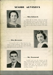 Page 16, 1935 Edition, Oil City High School - Oil Can Yearbook (Oil City, PA) online yearbook collection