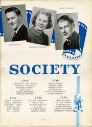 Page 31, 1940 Edition, Oil City High School - Oil Can Yearbook (Oil City, PA) online yearbook collection