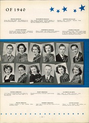 Page 37, 1940 Edition, Oil City High School - Oil Can Yearbook (Oil City, PA) online yearbook collection