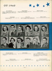 Page 43, 1940 Edition, Oil City High School - Oil Can Yearbook (Oil City, PA) online yearbook collection