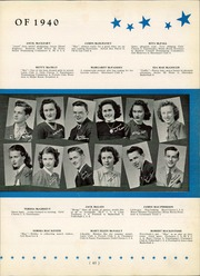 Page 47, 1940 Edition, Oil City High School - Oil Can Yearbook (Oil City, PA) online yearbook collection