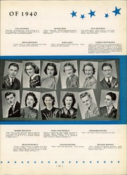 Page 51, 1940 Edition, Oil City High School - Oil Can Yearbook (Oil City, PA) online yearbook collection