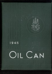 Page 1, 1945 Edition, Oil City High School - Oil Can Yearbook (Oil City, PA) online yearbook collection