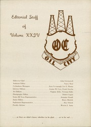Page 7, 1945 Edition, Oil City High School - Oil Can Yearbook (Oil City, PA) online yearbook collection