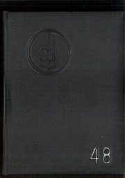 1948 Edition, Oil City High School - Oil Can Yearbook (Oil City, PA)