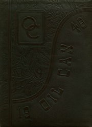 1949 Edition, Oil City High School - Oil Can Yearbook (Oil City, PA)