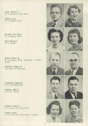 Page 17, 1950 Edition, Oil City High School - Oil Can Yearbook (Oil City, PA) online yearbook collection