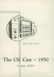 Page 8, 1950 Edition, Oil City High School - Oil Can Yearbook (Oil City, PA) online yearbook collection