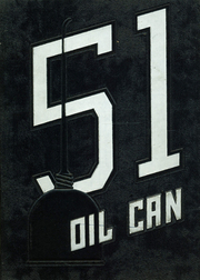 1951 Edition, Oil City High School - Oil Can Yearbook (Oil City, PA)