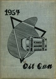 1954 Edition, Oil City High School - Oil Can Yearbook (Oil City, PA)