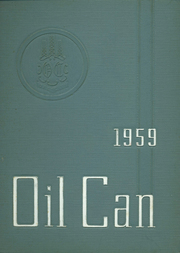 1959 Edition, Oil City High School - Oil Can Yearbook (Oil City, PA)
