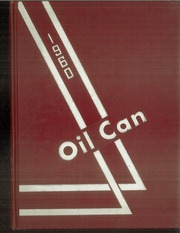 1960 Edition, Oil City High School - Oil Can Yearbook (Oil City, PA)