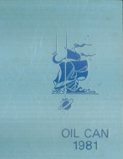 1981 Edition, Oil City High School - Oil Can Yearbook (Oil City, PA)