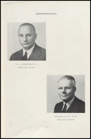 Page 11, 1948 Edition, Manheim Township High School - Neff Vue Yearbook (Lancaster, PA) online yearbook collection