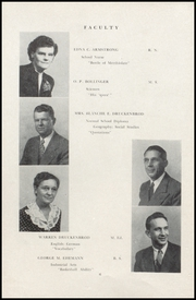 Page 12, 1948 Edition, Manheim Township High School - Neff Vue Yearbook (Lancaster, PA) online yearbook collection