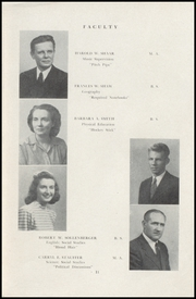Page 17, 1948 Edition, Manheim Township High School - Neff Vue Yearbook (Lancaster, PA) online yearbook collection