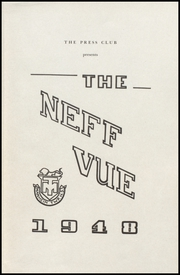Page 7, 1948 Edition, Manheim Township High School - Neff Vue Yearbook (Lancaster, PA) online yearbook collection