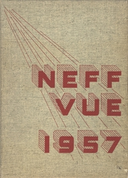 Manheim Township High School - Neff Vue Yearbook (Lancaster, PA) online yearbook collection, 1957 Edition, Page 1