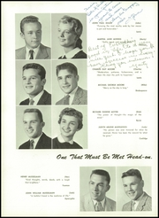 Page 36, 1958 Edition, Manheim Township High School - Neff Vue Yearbook (Lancaster, PA) online yearbook collection