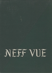 Manheim Township High School - Neff Vue Yearbook (Lancaster, PA) online yearbook collection, 1959 Edition, Page 1