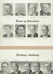 Page 12, 1960 Edition, Manheim Township High School - Neff Vue Yearbook (Lancaster, PA) online yearbook collection