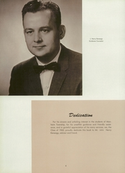 Page 8, 1960 Edition, Manheim Township High School - Neff Vue Yearbook (Lancaster, PA) online yearbook collection