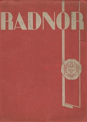 Page 1, 1933 Edition, Radnor High School - Radnor Yearbook (Radnor, PA) online yearbook collection