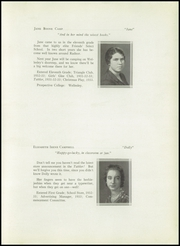 Page 17, 1933 Edition, Radnor High School - Radnor Yearbook (Radnor, PA) online yearbook collection