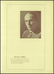 Page 11, 1934 Edition, Radnor High School - Radnor Yearbook (Radnor, PA) online yearbook collection