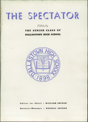 Page 5, 1946 Edition, Dallastown Area High School - Spectator Yearbook (Dallastown, PA) online yearbook collection
