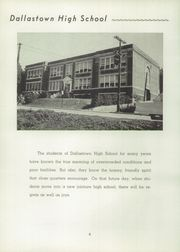 Page 10, 1954 Edition, Dallastown Area High School - Spectator Yearbook (Dallastown, PA) online yearbook collection