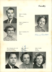 Page 16, 1956 Edition, Dallastown Area High School - Spectator Yearbook (Dallastown, PA) online yearbook collection