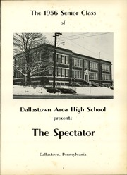 Page 5, 1956 Edition, Dallastown Area High School - Spectator Yearbook (Dallastown, PA) online yearbook collection