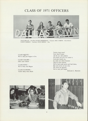 Page 8, 1971 Edition, Dallastown Area High School - Spectator Yearbook (Dallastown, PA) online yearbook collection
