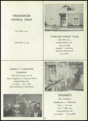 Page 137, 1960 Edition, Montour High School - Mirror Yearbook (Moon Run, PA) online yearbook collection