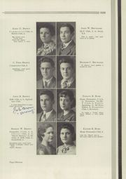 Page 17, 1935 Edition, Lock Haven High School - Gazette Yearbook (Lock Haven, PA) online yearbook collection