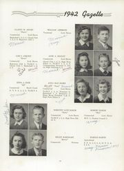 Page 17, 1942 Edition, Lock Haven High School - Gazette Yearbook (Lock Haven, PA) online yearbook collection