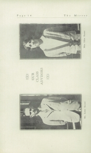 Page 16, 1929 Edition, Berwick High School - Blue and White Yearbook (Berwick, PA) online yearbook collection
