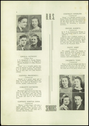 Page 10, 1940 Edition, Berwick High School - Blue and White Yearbook (Berwick, PA) online yearbook collection