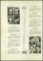 Page 12, 1940 Edition, Berwick High School - Blue and White Yearbook (Berwick, PA) online yearbook collection
