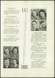 Page 13, 1940 Edition, Berwick High School - Blue and White Yearbook (Berwick, PA) online yearbook collection