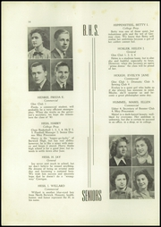 Page 16, 1940 Edition, Berwick High School - Blue and White Yearbook (Berwick, PA) online yearbook collection