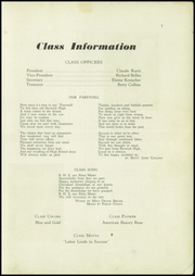 Page 5, 1940 Edition, Berwick High School - Blue and White Yearbook (Berwick, PA) online yearbook collection