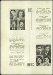 Page 6, 1940 Edition, Berwick High School - Blue and White Yearbook (Berwick, PA) online yearbook collection