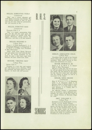 Page 7, 1940 Edition, Berwick High School - Blue and White Yearbook (Berwick, PA) online yearbook collection