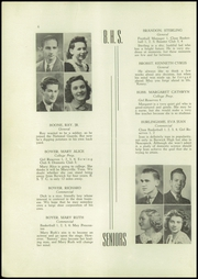 Page 8, 1940 Edition, Berwick High School - Blue and White Yearbook (Berwick, PA) online yearbook collection