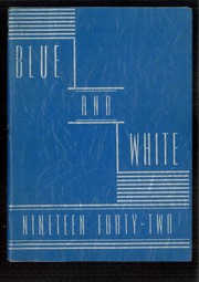 Page 1, 1942 Edition, Berwick High School - Blue and White Yearbook (Berwick, PA) online yearbook collection