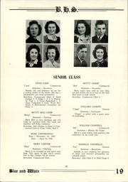 Page 12, 1942 Edition, Berwick High School - Blue and White Yearbook (Berwick, PA) online yearbook collection
